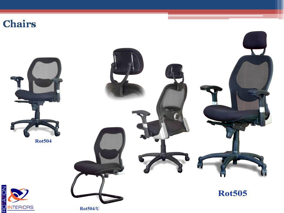 Chairs & waiting